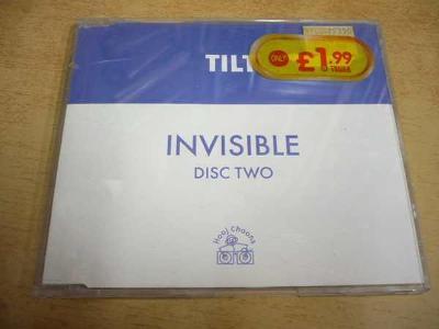 CD TILT / Invisible