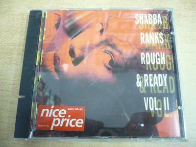 CD SHABA RANKS ROUGH & READY Vol. II