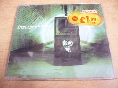 CD DESERT EAGLE DISCS feat. 21 Soldiers