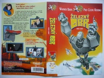 Železný obr - Iron Giant - USA 1999