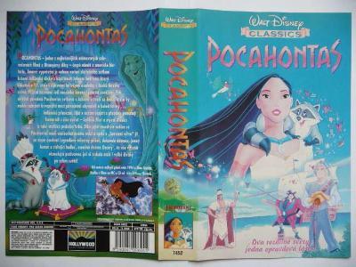Pocahontas - USA 1995