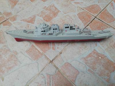 DDG-51 model lodě