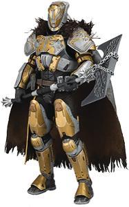 Destiny figurka lord Saladin + steelbook Destiny 2