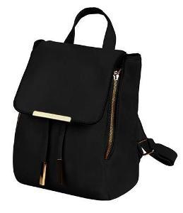Dámský městský batoh taška 9L černy 0291