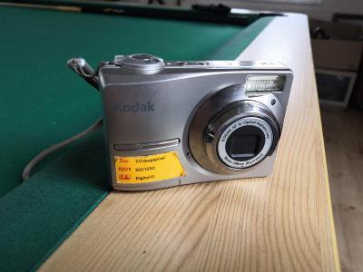 Digitální fotopatarát KODAK 8 MpiX - od korunky.