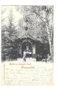 Franzensbad, Františkovy lázně
