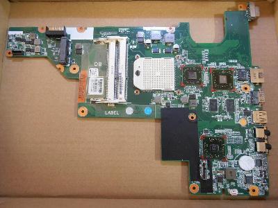 Nefunkční základní deska z HP 630 (I.)