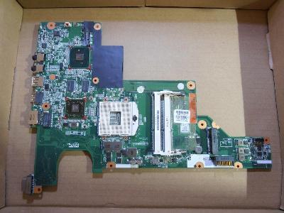 Nefunkční základní deska z HP 630 (II.)