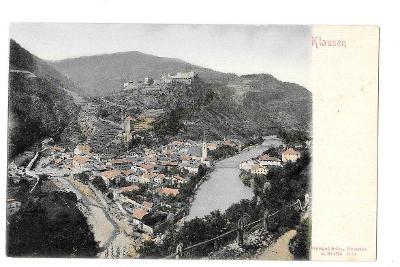 Itálie, Klausen