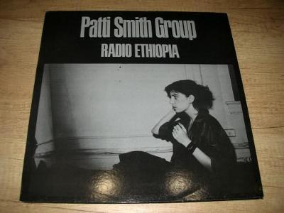 Patti Smith Group /IVAN KRAL/ – Radio Ethiopia (1977) NM-