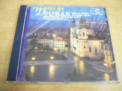 CD The Best of DVOŘÁK (Multisonic 1994 Tuzex)