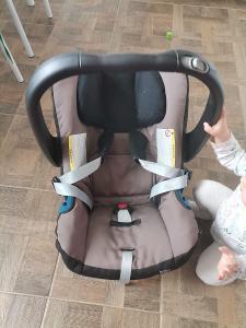 Autosedačka Baby-safe Plus II Britax