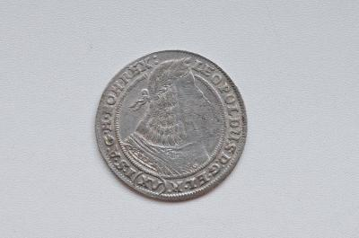 LEOPOLD I - XV KREJCAR 1662 GH VRATISLAV !!! HEZKÝ A VZÁCNÝ !!! LP-8