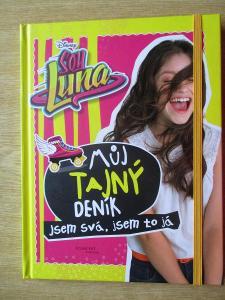 Luna Soy -  Můj tajný deník - Jsem svá, jsem to já (1. vydání)