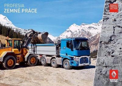 Renault Trucks C a K prospekt 07 / 2017 SK