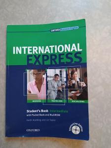 International Express Intermediate Student's Book + CD