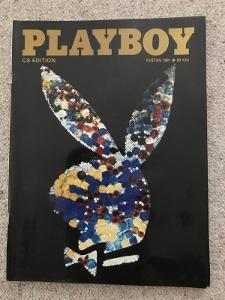RETRO časopis PLAYBOY r. 1991!!!