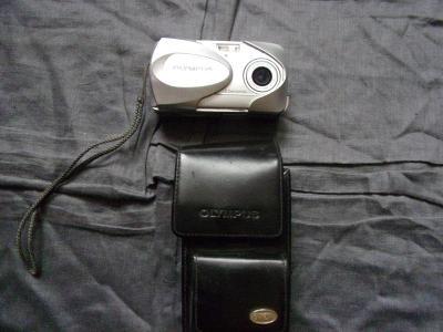 Olympus C350-fotoapaprát od koruny