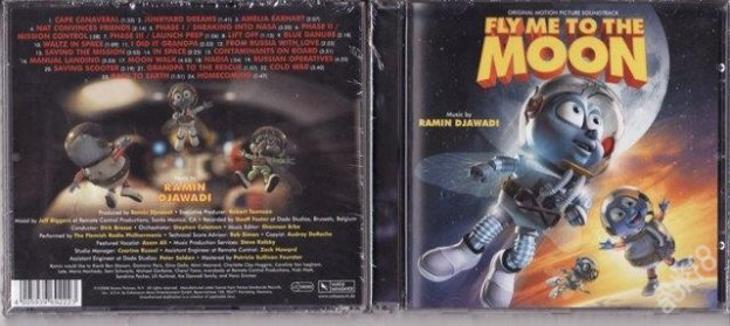 OST - FLY ME TO THE MOON (2008) NOVÉ !! akce sleva - Hudba