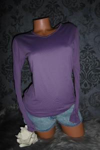 Esprit příjemné dámské tričko triko fialové XS