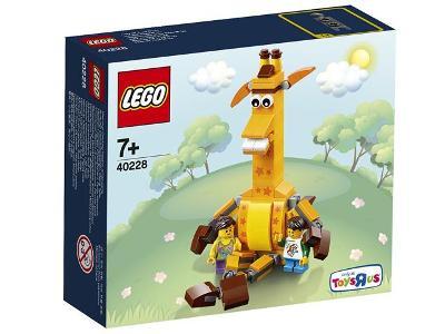 Lego 40228 Creator - Geoffrey & Friends