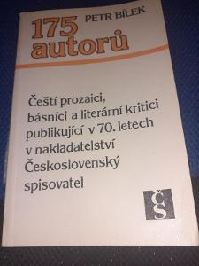 Petr Bílek - 175 autorů 1982