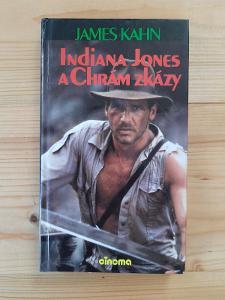 Indiana Jones a Chrám zkázy James Kahn