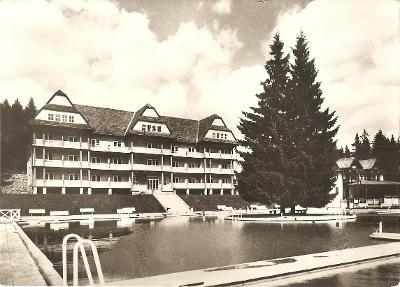 VYŠNÉ RUŽBACHY - liečebný dom Dukla - Stará Ľubovňa - Slovensko - VF