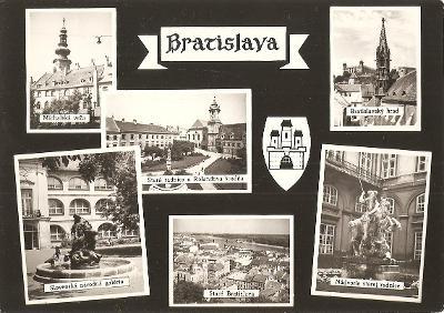 BRATISLAVA - Slovensko - VF