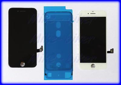 TOP HQ LCD panel s dotykem a 3D na iPhone 8 či SE 2020  černý i bílý.