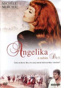 ANGELIKA A SULTÁN (DVD)