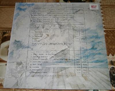 LP -Zlatokopové z El Dorada... červený vinyl (GZ 1987) / Luxusní stav!