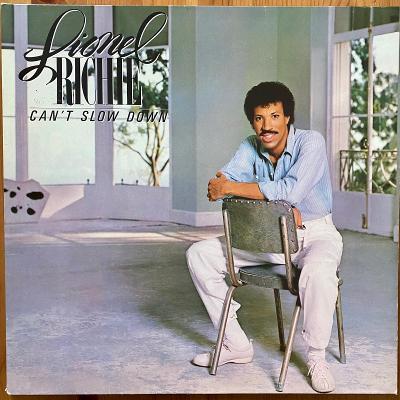 Lionel Richie – Can't Slow Down - LP vinyl