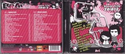 2CD BRAVO HITS 2010/2 (2010) NOVÉ