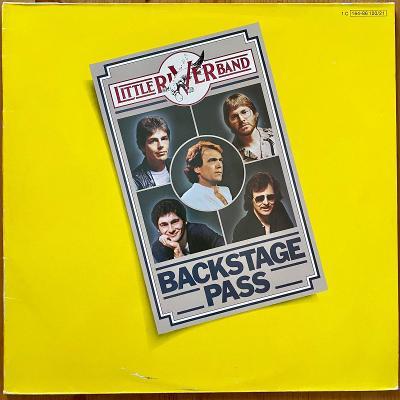 Little River Band – Backstage Pass - 2 x LP vinyl