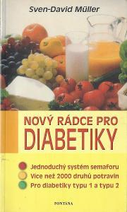 Sven-David Müler - Nový rádce pro diabetiky