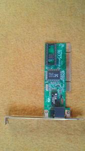 Síťová karta Realtek 10/100Mbit/s