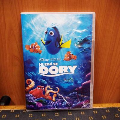 DVD Hledá se Dory / originál; CZ, SK, EN
