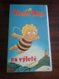 VHS - Včelka Mája: Na výletě
