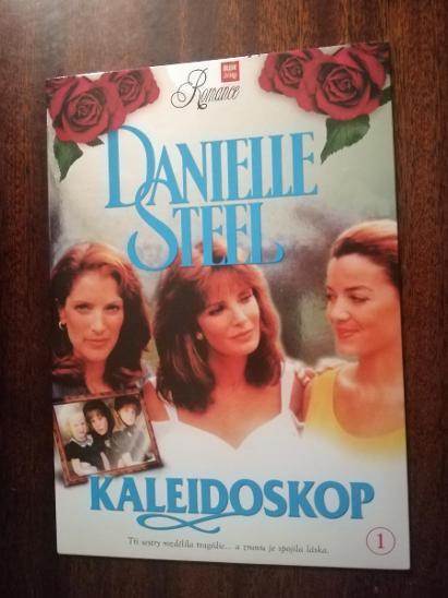 DVD - Danielle Steel: Kaleidoskop, nerozdělané, papírový obal  - Film