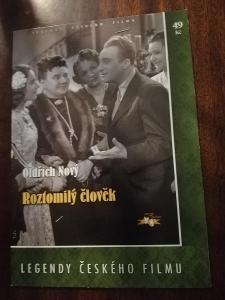 DVD - Roztomilý člověk, nerozdělané, papírový obal