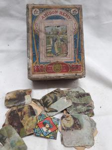 Stará krabička od dětské hry - Amidon Remy (261)