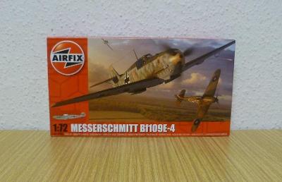 1/72 Airfix Messerschmitt Bf-109E-4