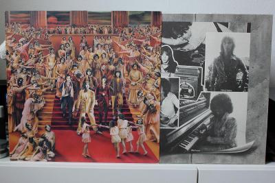 The Rolling Stones – It's Only Rock 'N Roll LP 1974 vinyl D 1.press