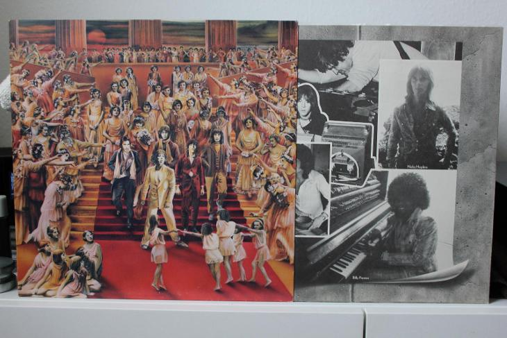 The Rolling Stones – It's Only Rock 'N Roll LP 1974 vinyl D 1.press - Hudba