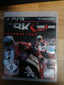 PS3 - SBK GENERATION == SONY Playstation 3 motorky