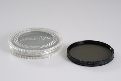 Cirkulárně polarizační filtr Mamiya o průměru 77mm