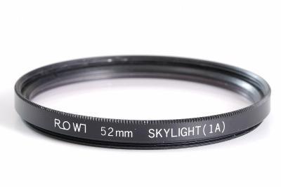 ROWI skylight (1A) filtr o průměru 52mm