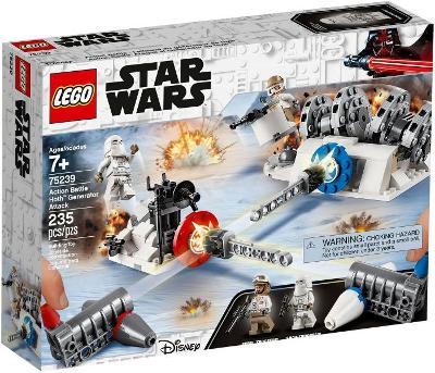 Lego 75239 Star Wars - Útok na štítový generátor na planetě Hoth™