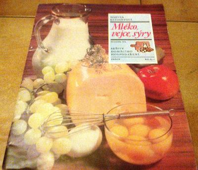 Maryna Klimentová: Mléko, vejce, sýry